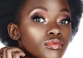Maquiagem para mulheres negras