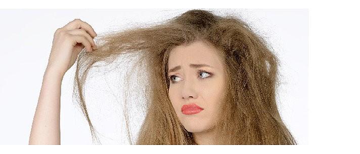 Resultado de imagem para cabelo seco