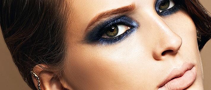 Dicas de como usar sombras azuis