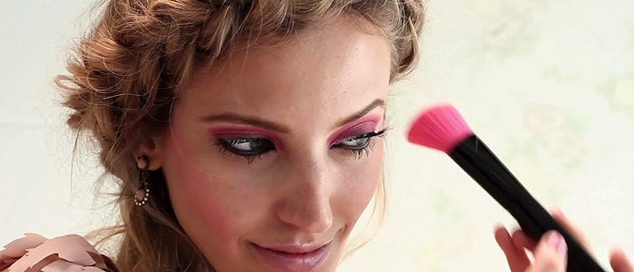 Maquiagem: Um olhar romântico para o dia dos namorados