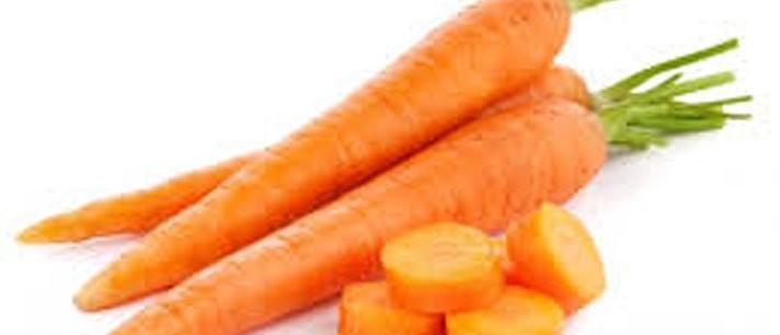 Máscara de vinagre e cenoura para o brilho do cabelo
