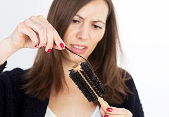 Alimentos que evita a queda do cabelo