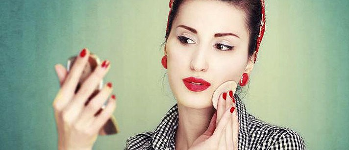 Aprenda como escolher o pó facial perfeito