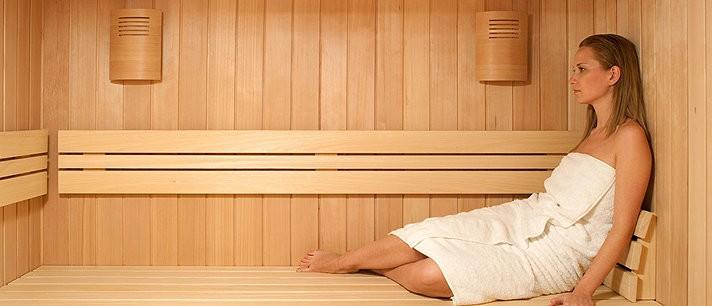 Os benefícios de ir à sauna