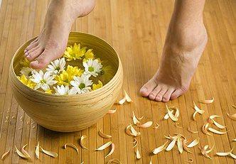 Prepare teus pés para o verão