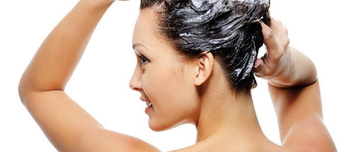 Shampoo natural para a seborreia