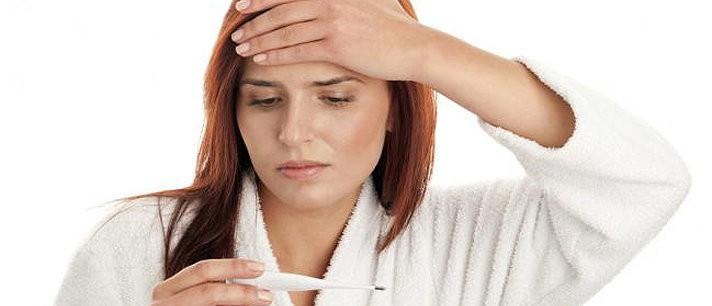 Dicas de como baixar a febre em adultos