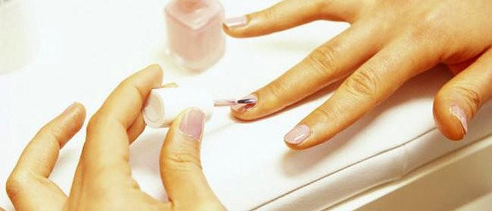 Erros ao pintar suas unhas