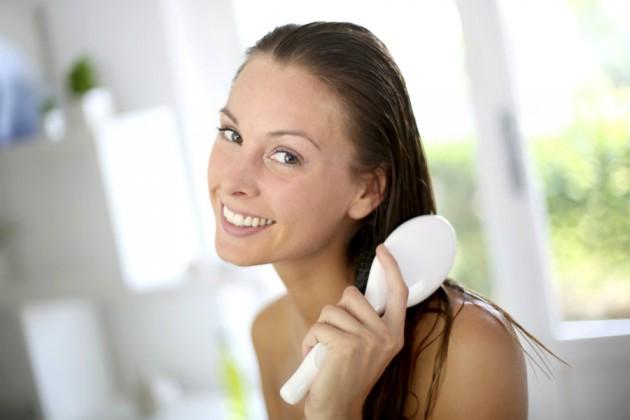 Rotina de beleza simples para cuidar do cabelo