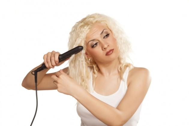 Como preparar o cabelo para a chapinha