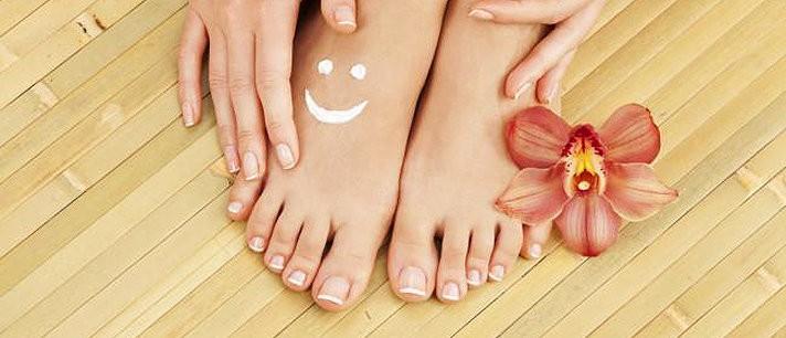 Dicas para cuidar de seus pés