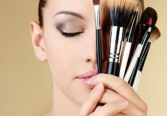 Tipos de pincéis de maquiagem e suas funções