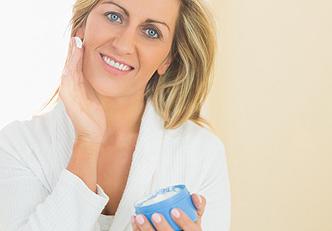 Como aplicar os cremes faciais