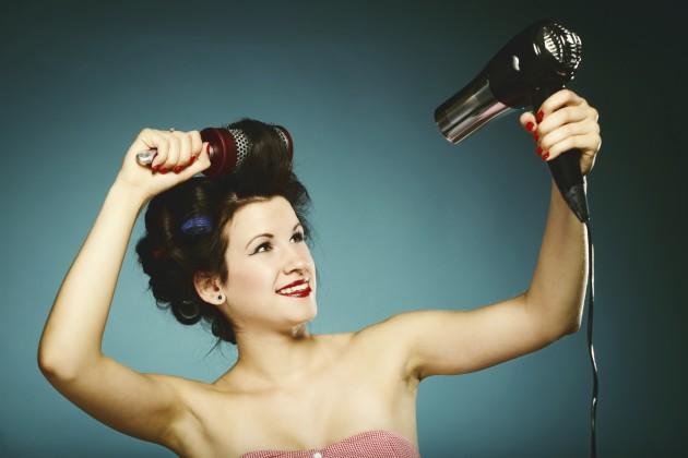 O secador de cabelo é amigo ou Inimigo?