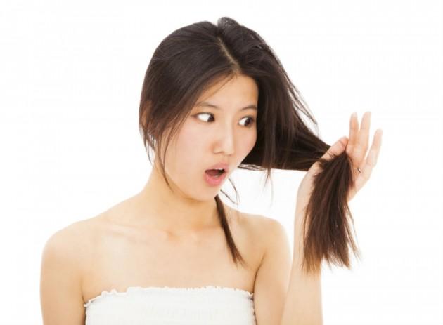 Razões pelas quais seu cabelo não cresce