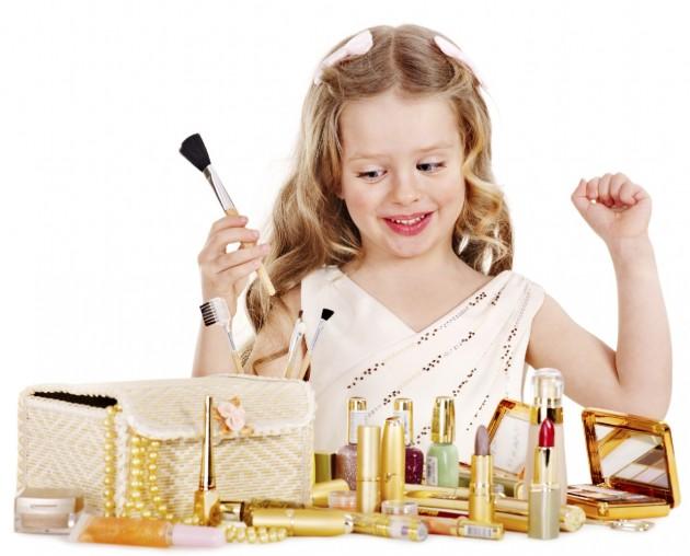 Maquiagem em meninas: Sim ou Não?