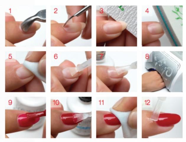 Conhe a mais sobre o esmalte permanente gelish sobre beleza - Como se aplica el microcemento paso a paso ...