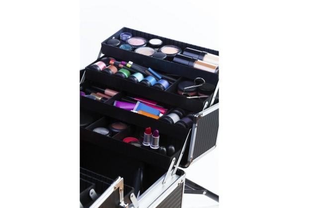 Dicas para organizar seus cosméticos