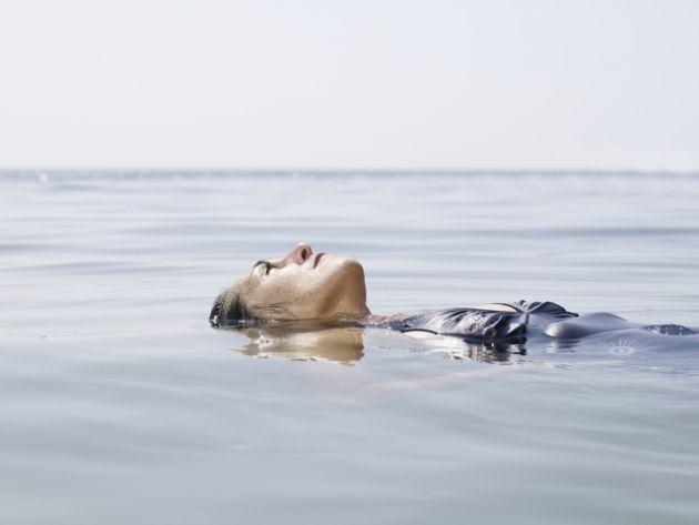 Banho de mar, um mar de benefícios