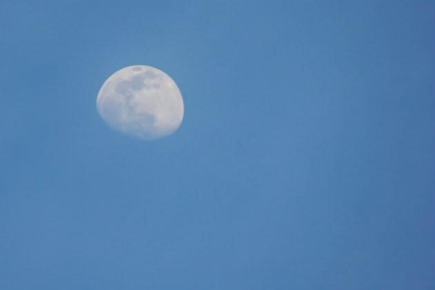 A lua e seus mitos de beleza