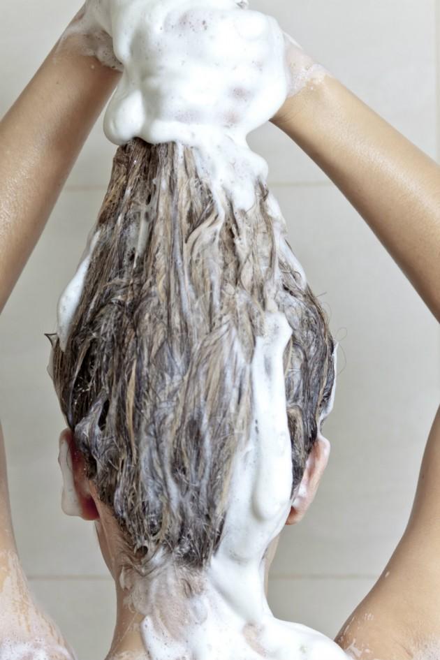 Que shampoo posso usar se eu tenho o cabelo seco?