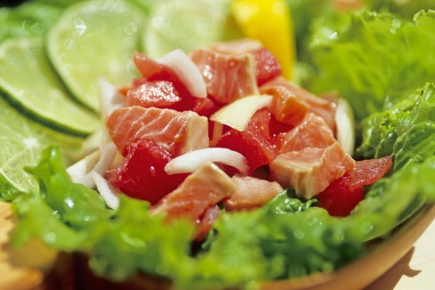 As quatro regras de ouro para preparar saladas
