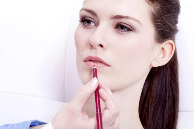 Dicas para pintar seus lábios com lápis