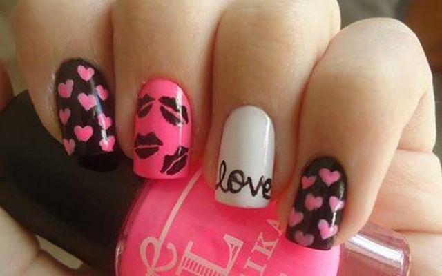10 nail art que você pode usar no dia dos namorados!