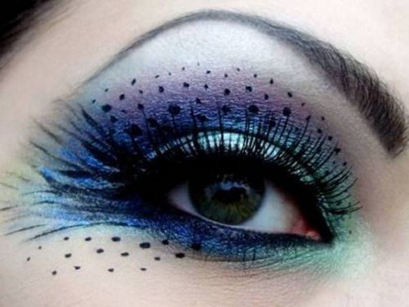5 maquiagens que te deixará de boca aberta
