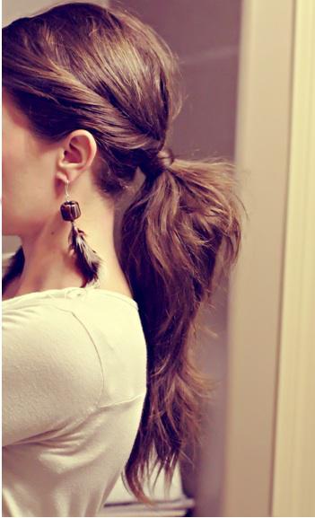 5 penteados ideais para mulheres preguiçosas