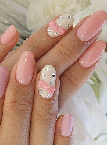 Os 7 melhores nail art em rosa!