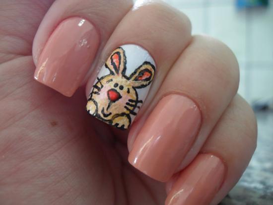 10 nail art para deslumbrar nessa páscoa