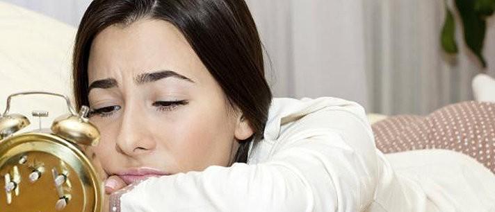 Graves efeitos da falta de sono