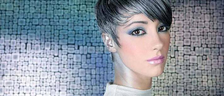 O cabelo grisalho é a nova tendência