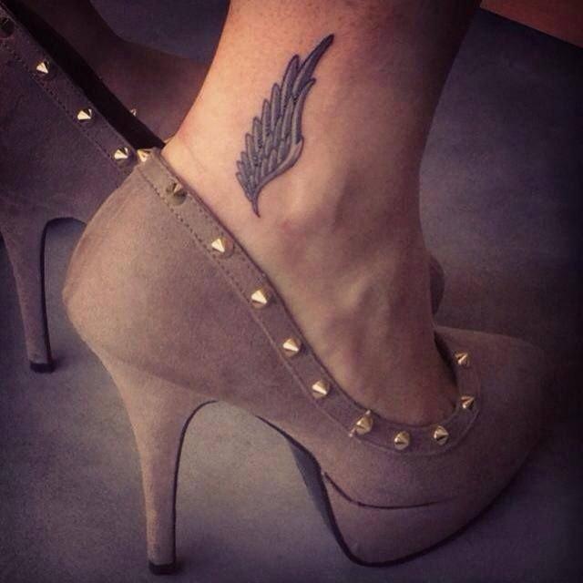 As 10 tatuagens de tornozelo mais charmosas