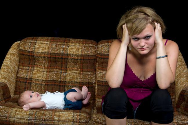 Os 5 problemas pós-parto mais comuns