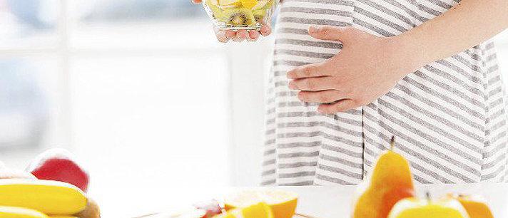 5 nutrientes que você deveria consumir antes e durante sua gravidez