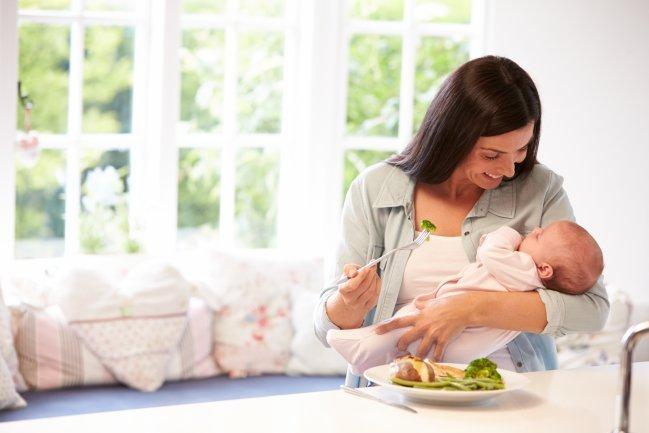 Você não perdeu peso após a gravidez? Estas podem ser as razões.