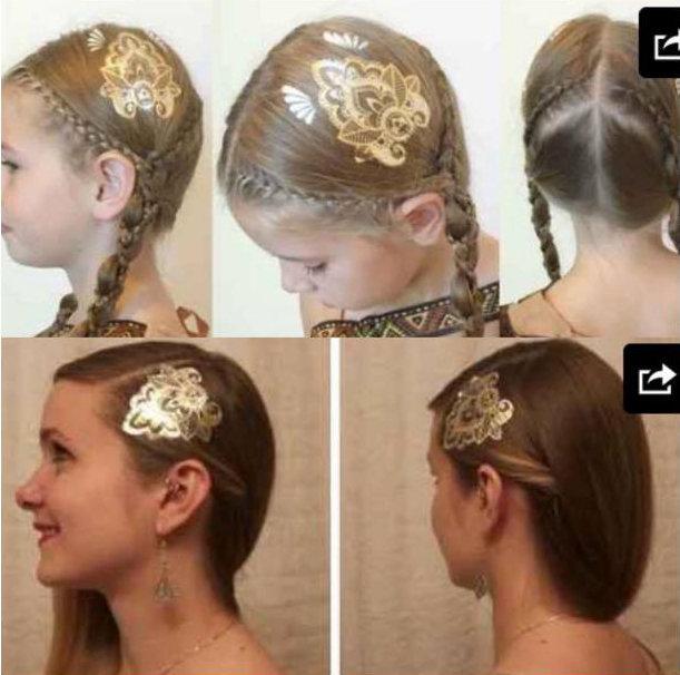 Hair Tattoo: a tendência de tatuagens no cabelo