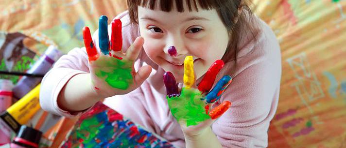 Outubro: mês da conscientização da síndrome de Down