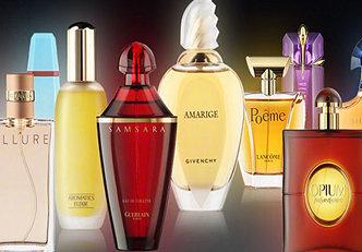 Perfumes femininos que cativam