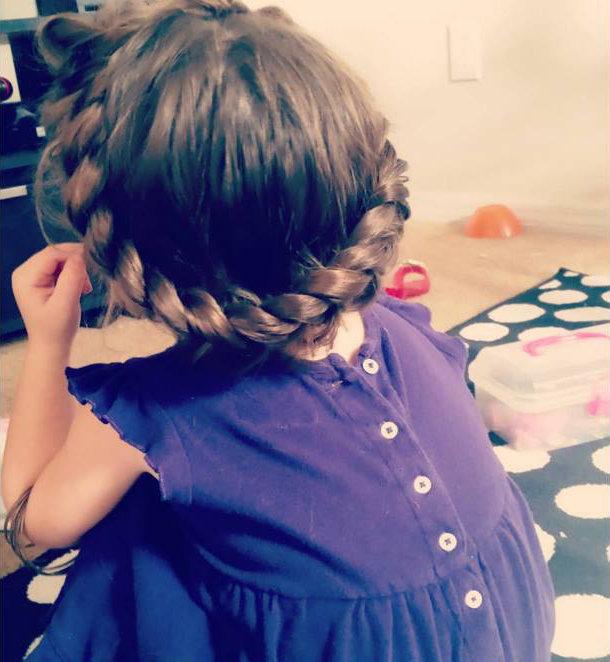 6 penteados para meninas