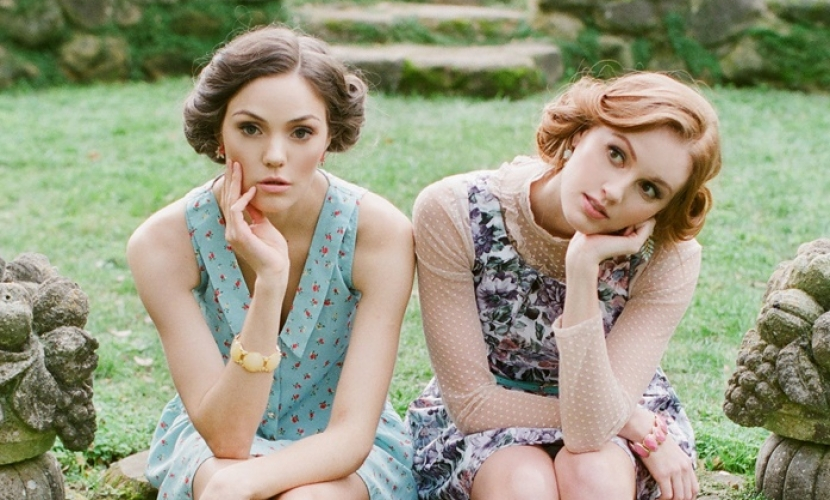 Penteados vintage que nunca saem de moda