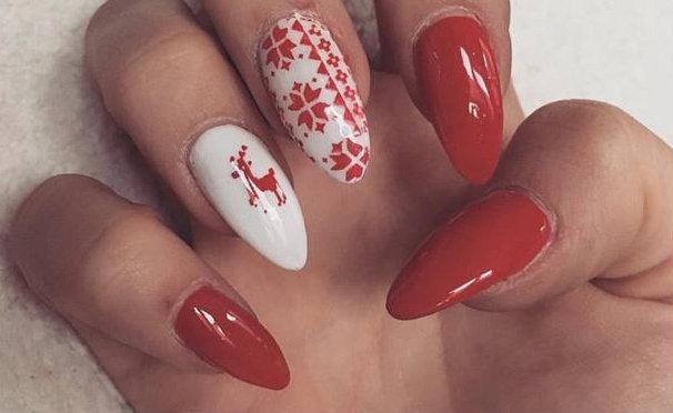 20 inspirações de unhas com esmalte vermelho