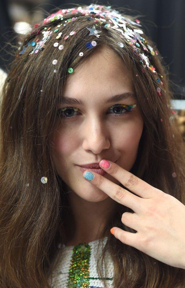 O confetti hair é a nova tendência de beleza