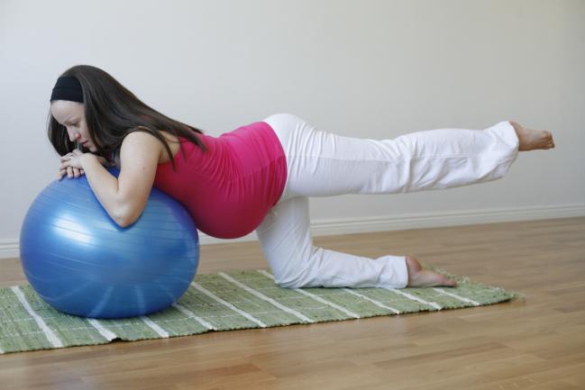 Fazer pilates te ajudará a ter um parto com menos dor