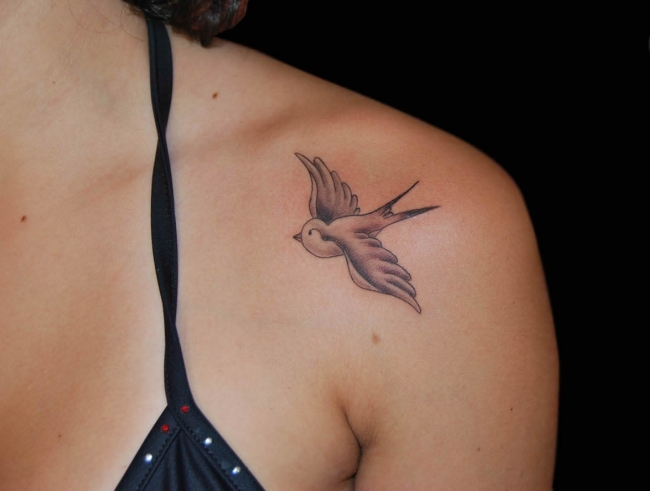 13 lindas tatuagens no ombro