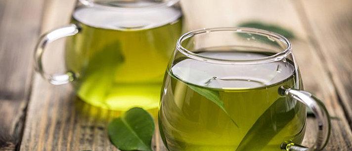 5 benefícios do chá verde para a beleza