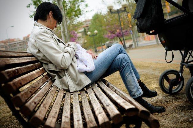 5 dicas para amamentar em público