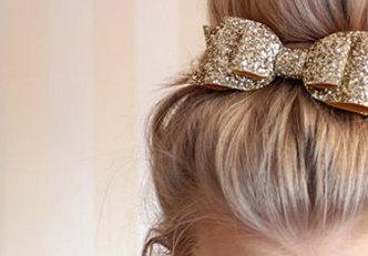 5 maneiras de usar laços no cabelo